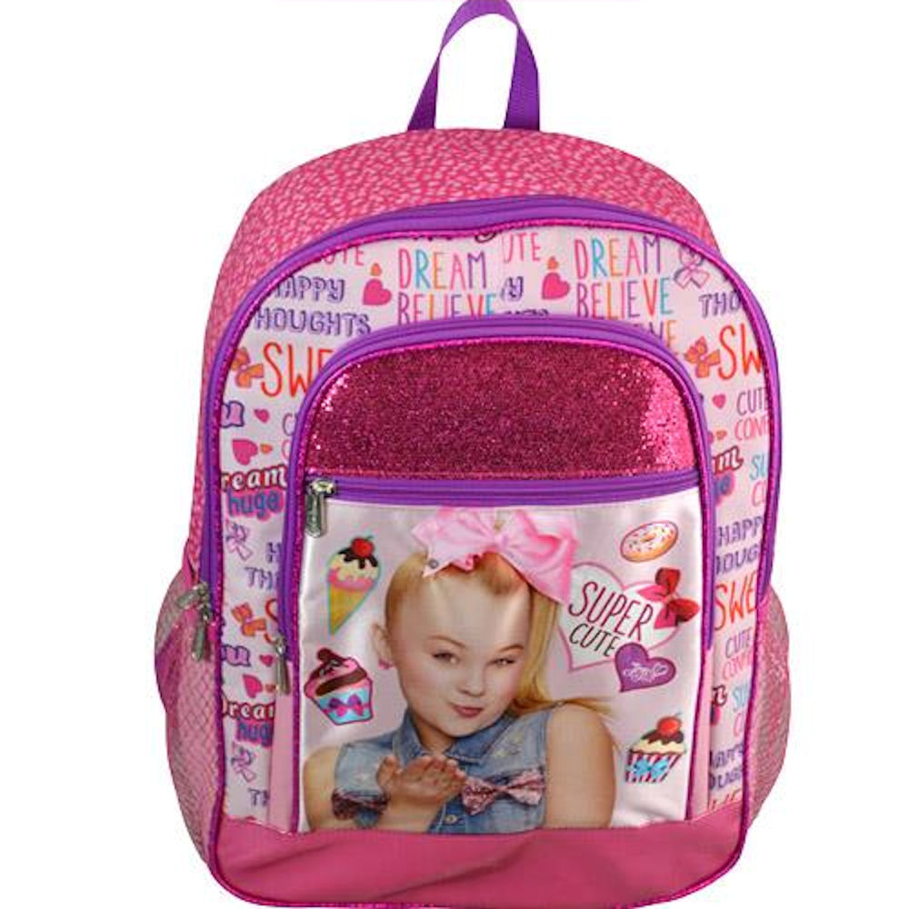 JoJo Siwa Backpack Pink