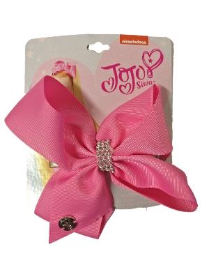 JoJo Siwa Medium Hair Bow (Pink)