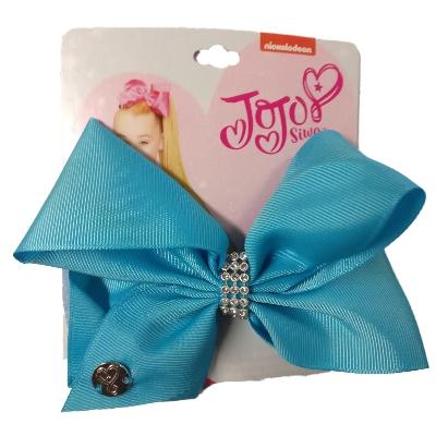 JoJo Siwa Medium Hair Bow (Turquoise)