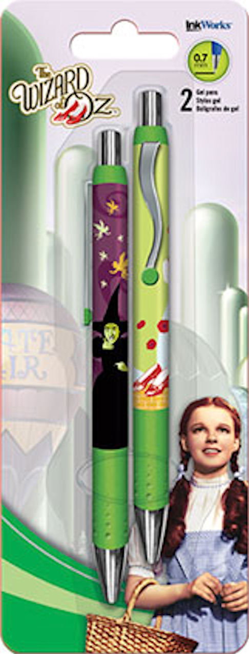 The Wizard of Oz Gel Pen Set