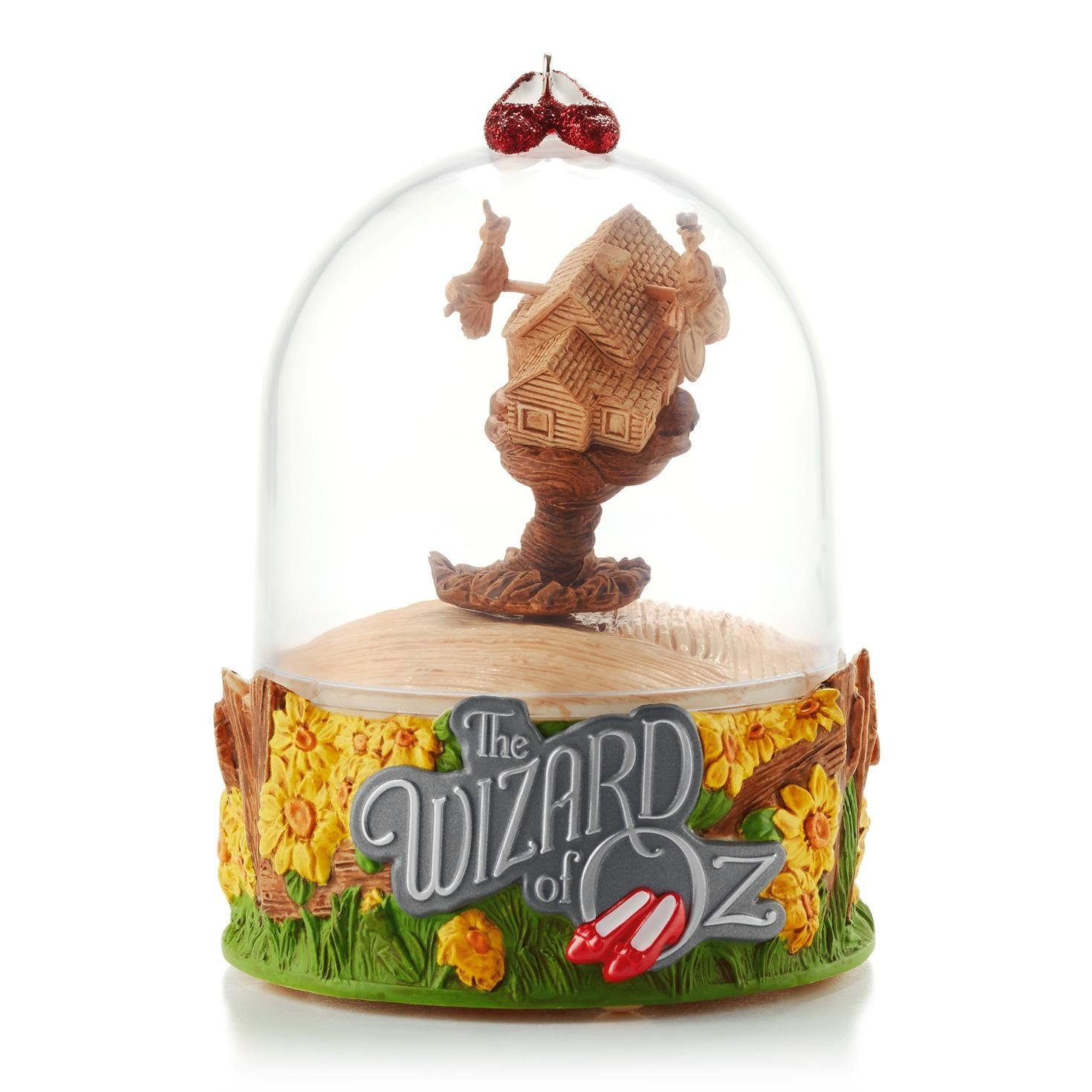 Hallmark Ornament 2013 It's A Twister The Wizard of Oz