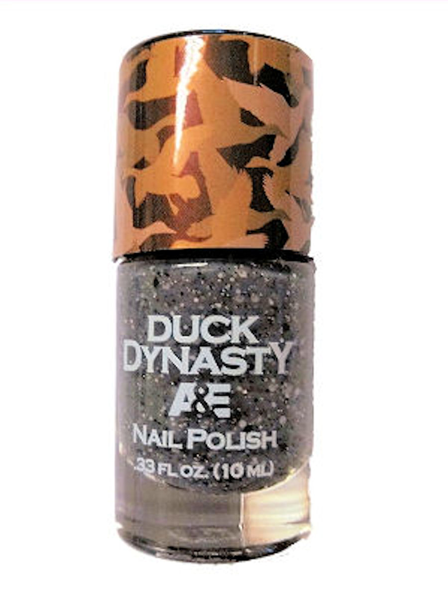 Duck Dynasty Nail Polish (Uncle Si's Beard)