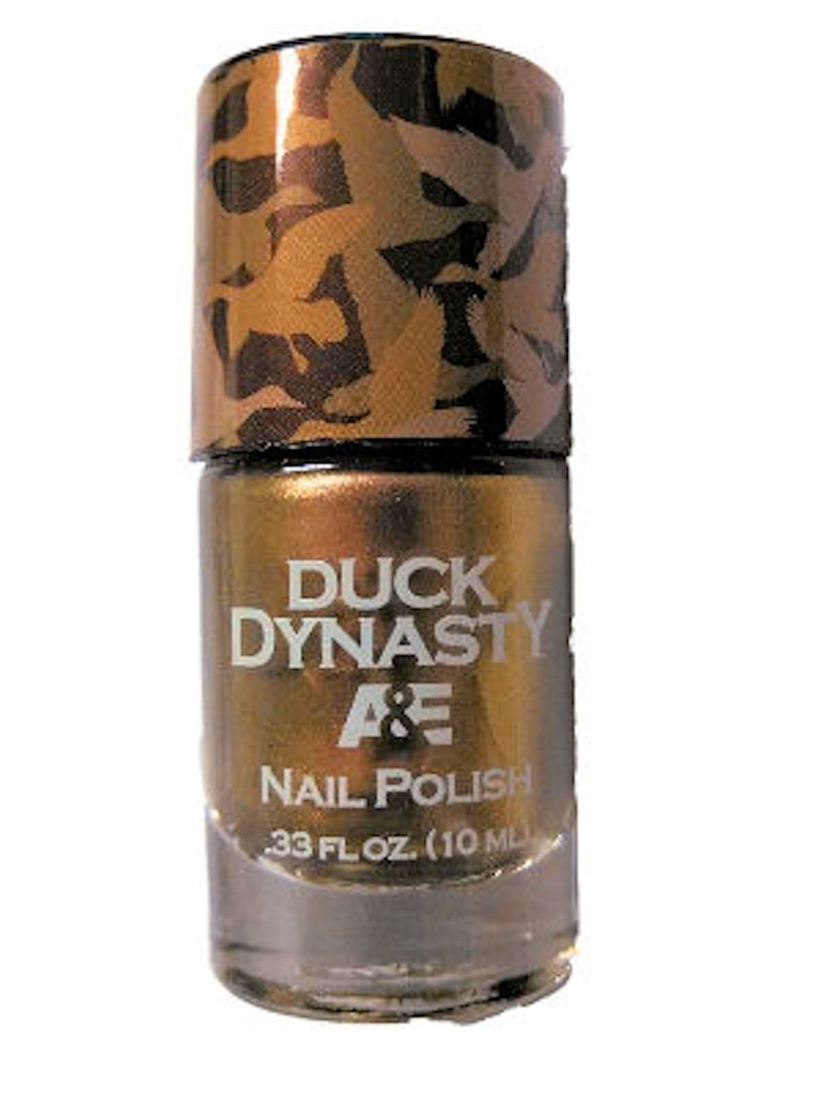 Duck Dynasty Nail Polish (Good Duck Charm)