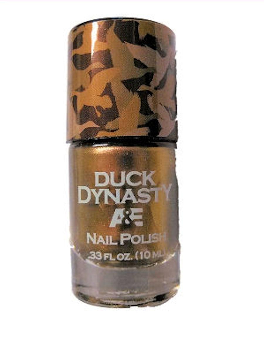 Duck Dynasty Nail Polish (Color Changin' Mallard)