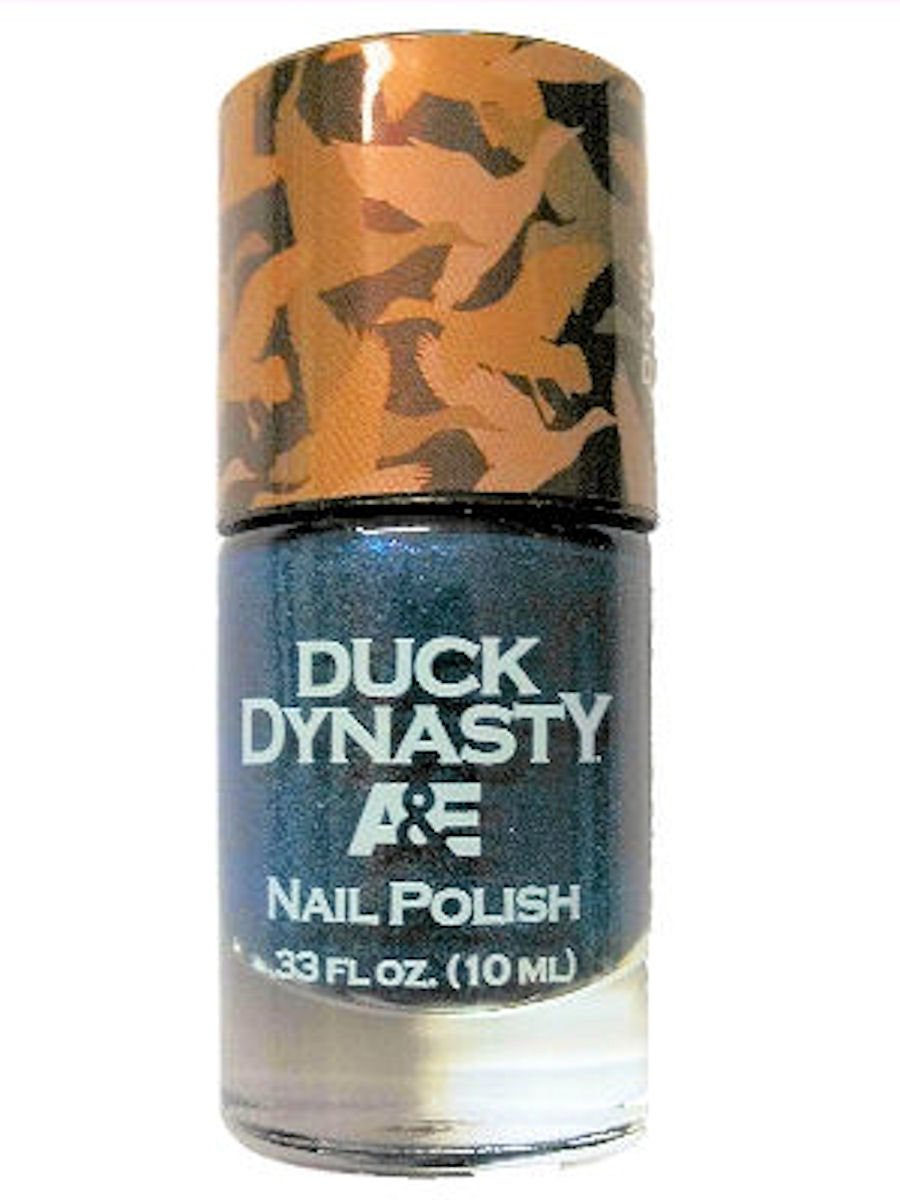 Duck Dynasty Nail Polish (Fancy Denim Overalls)