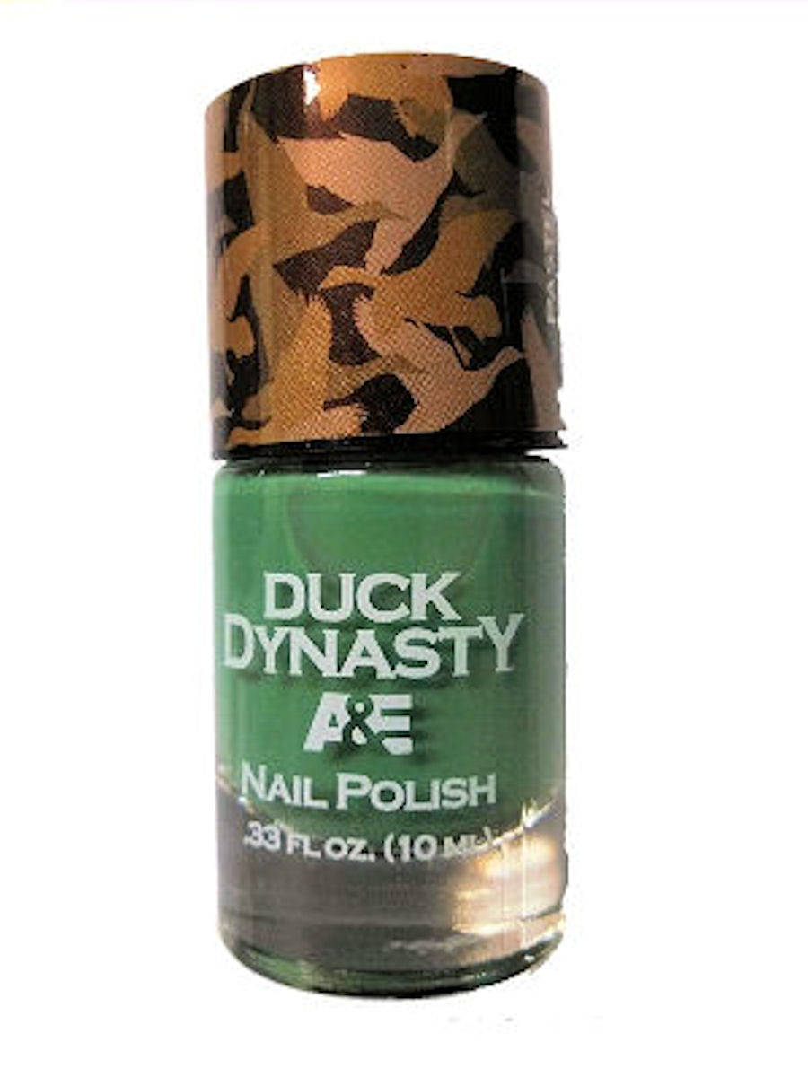 Duck Dynasty Nail Polish (Just Ducky I Guess)
