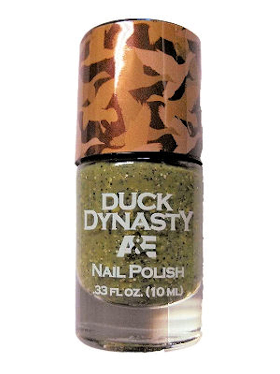 Duck Dynasty Nail Polish (Fried Frog Legs)