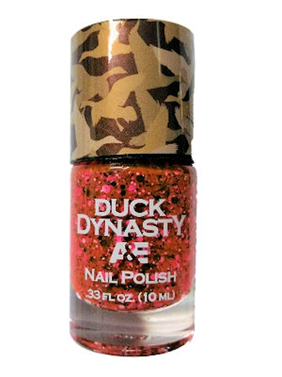 Duck Dynasty Nail Polish (Happy Happy Happy)