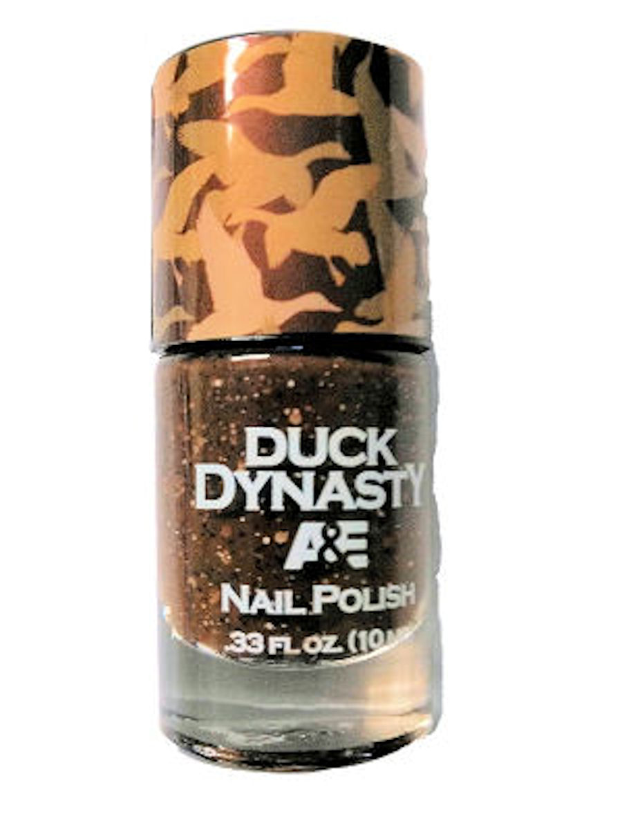 Duck Dynasty Nail Polish (Redneck Tree Stand)