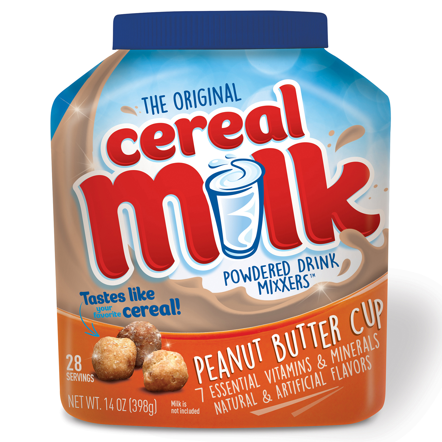 The Original Cereal Milk Mixxers Peanut Butter Cup 14 oz