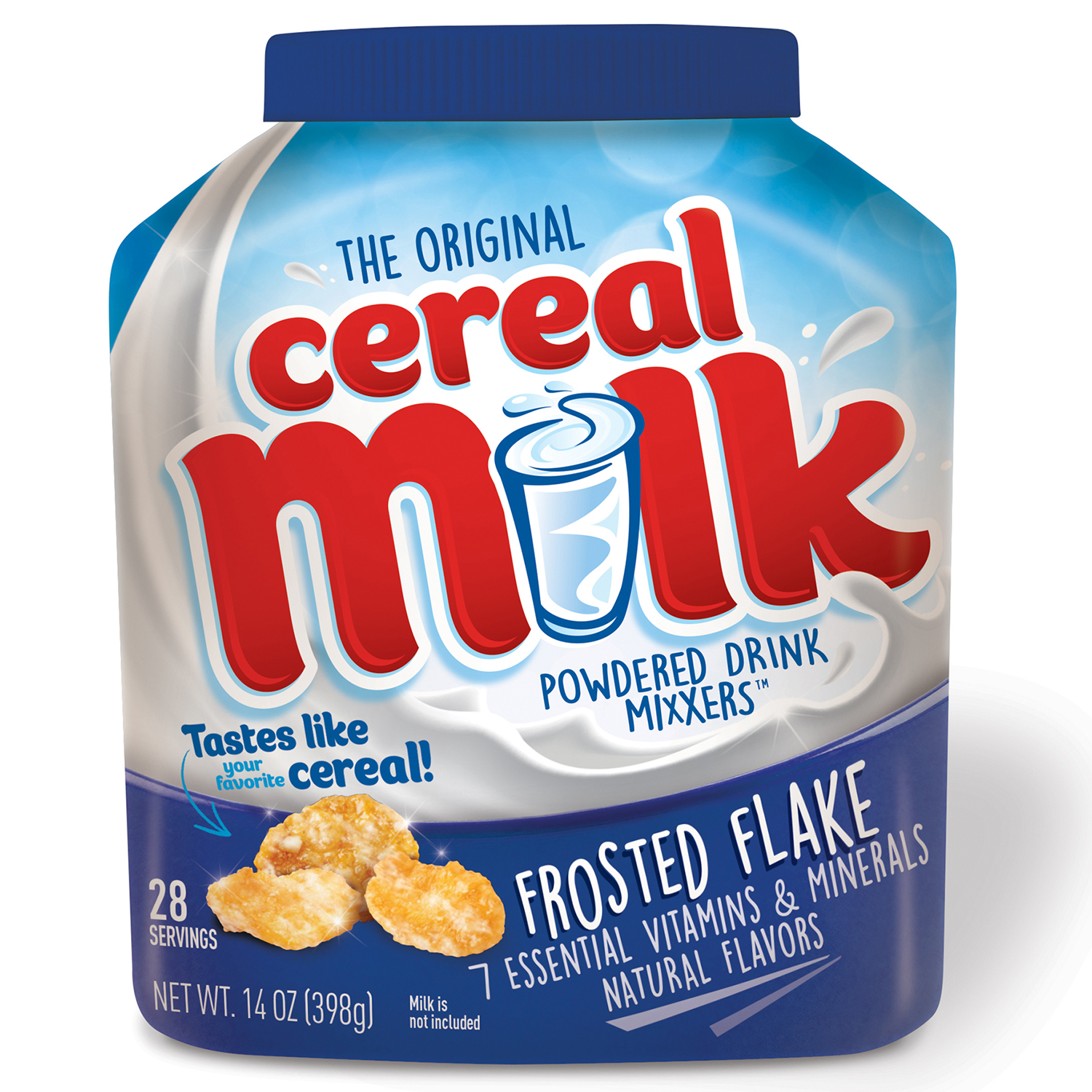 The Original Cereal Milk Mixxers Frosted Flake 14 oz