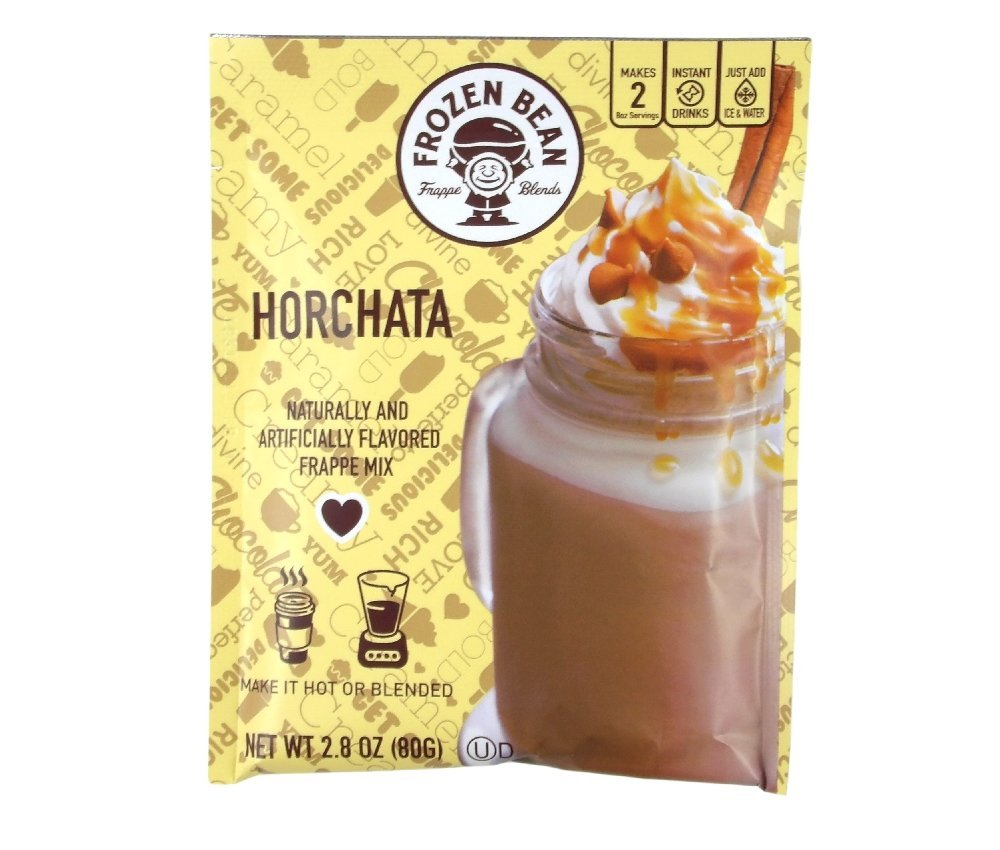 Frozen Bean Frappe Blends Horchata