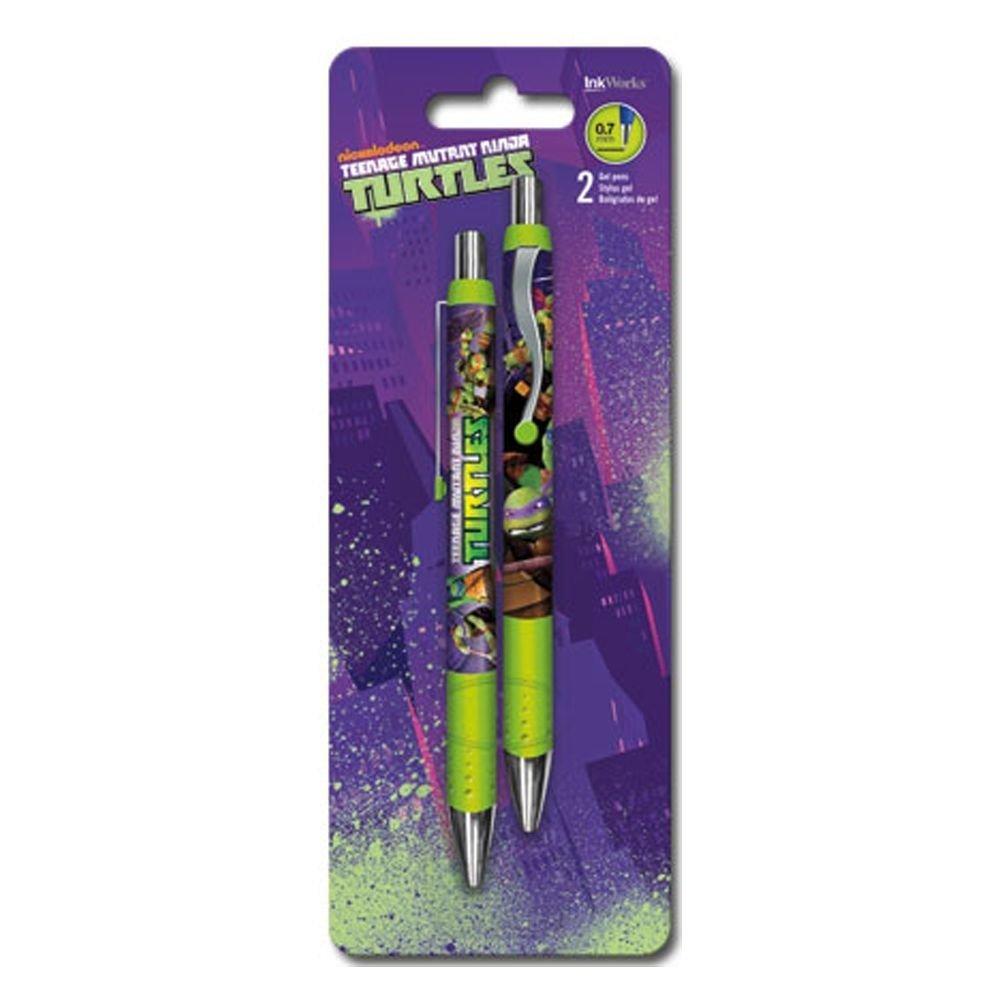 Teenage Mutant Ninja Turtles Gel Pen Set