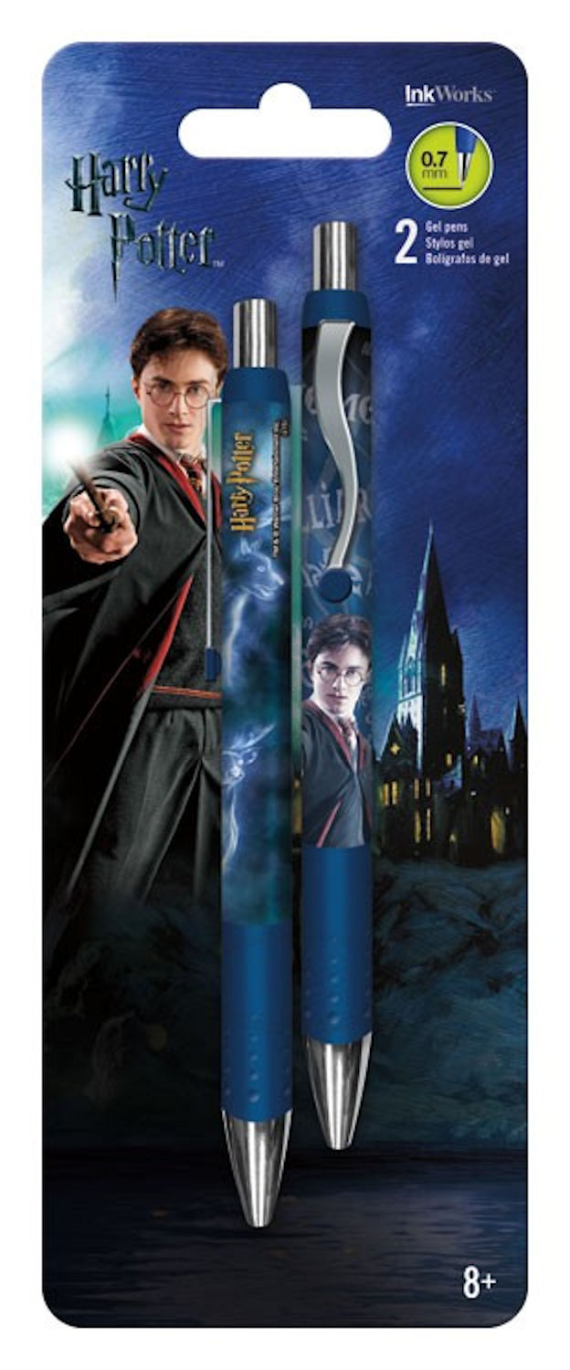 Harry Potter Gel Pen Set