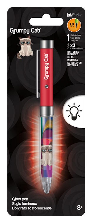 Trends International Grumpy Cat Glow Pen