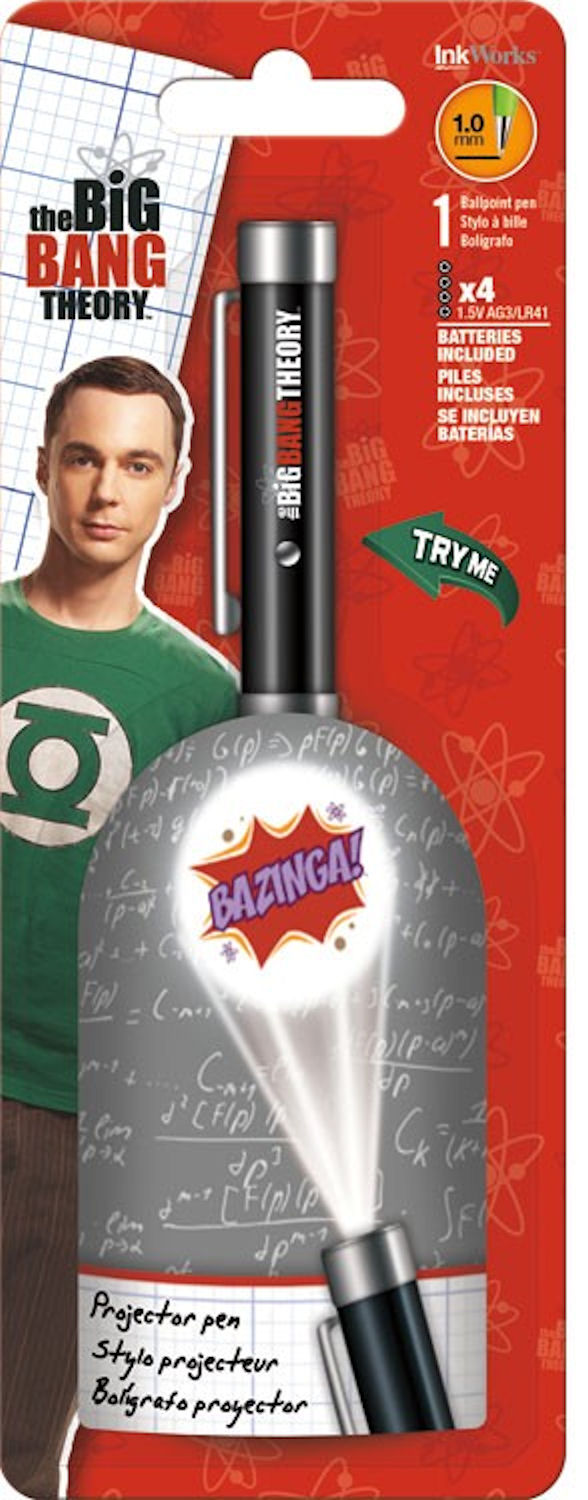 Trends International The Big Bang Theory Projector Pen