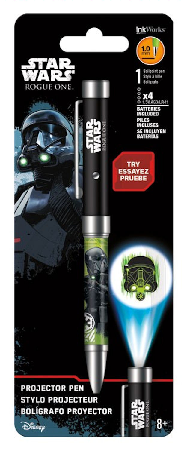 Star Wars Rogue One Projector Pen