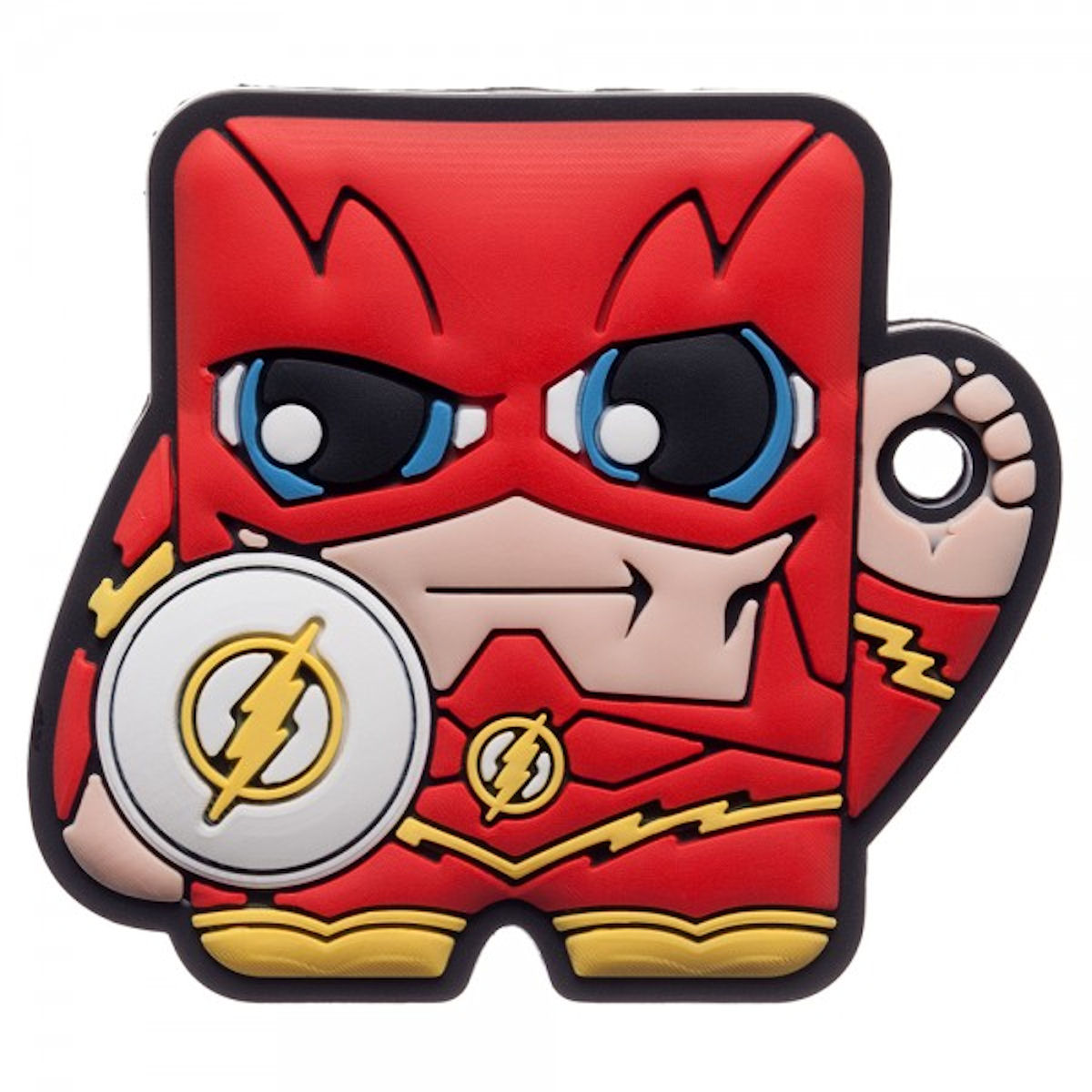 Foundmi Superhero Tracker (Flash)