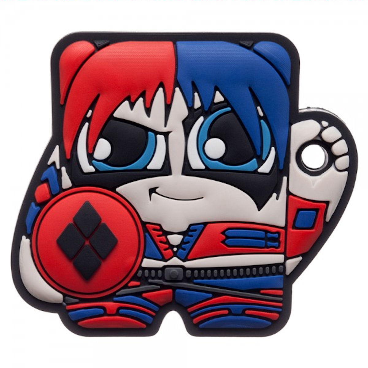Harley Quinn FoundMi App Enabled Bluetooth Tracking Tag