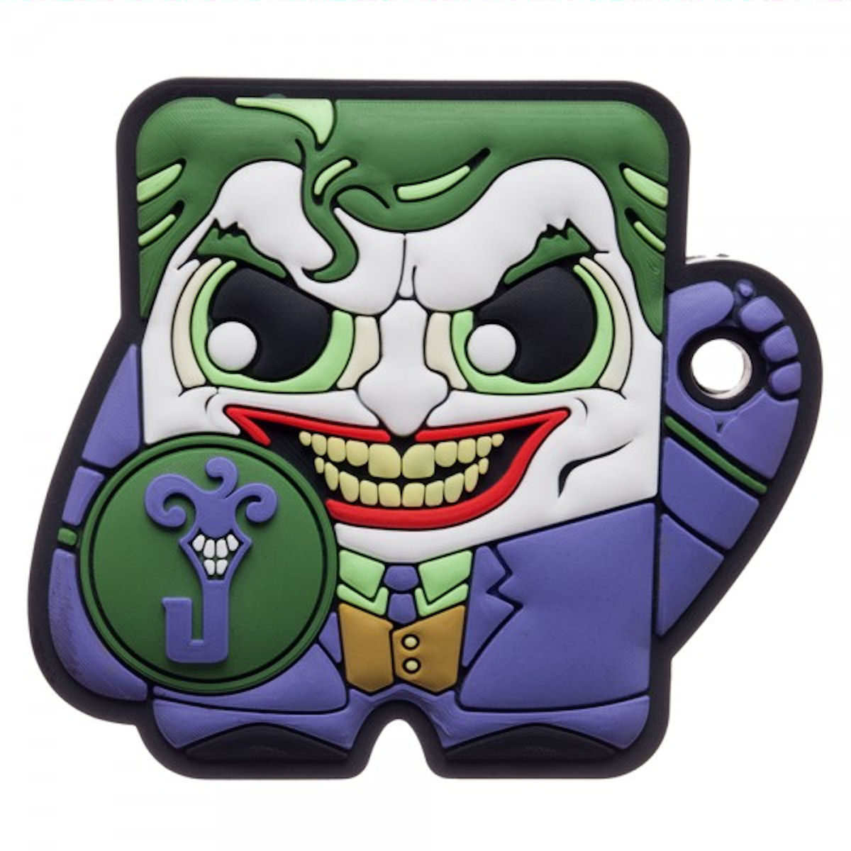 DC Comics Joker FoundMi App Enabled Bluetooth Tracking Tag