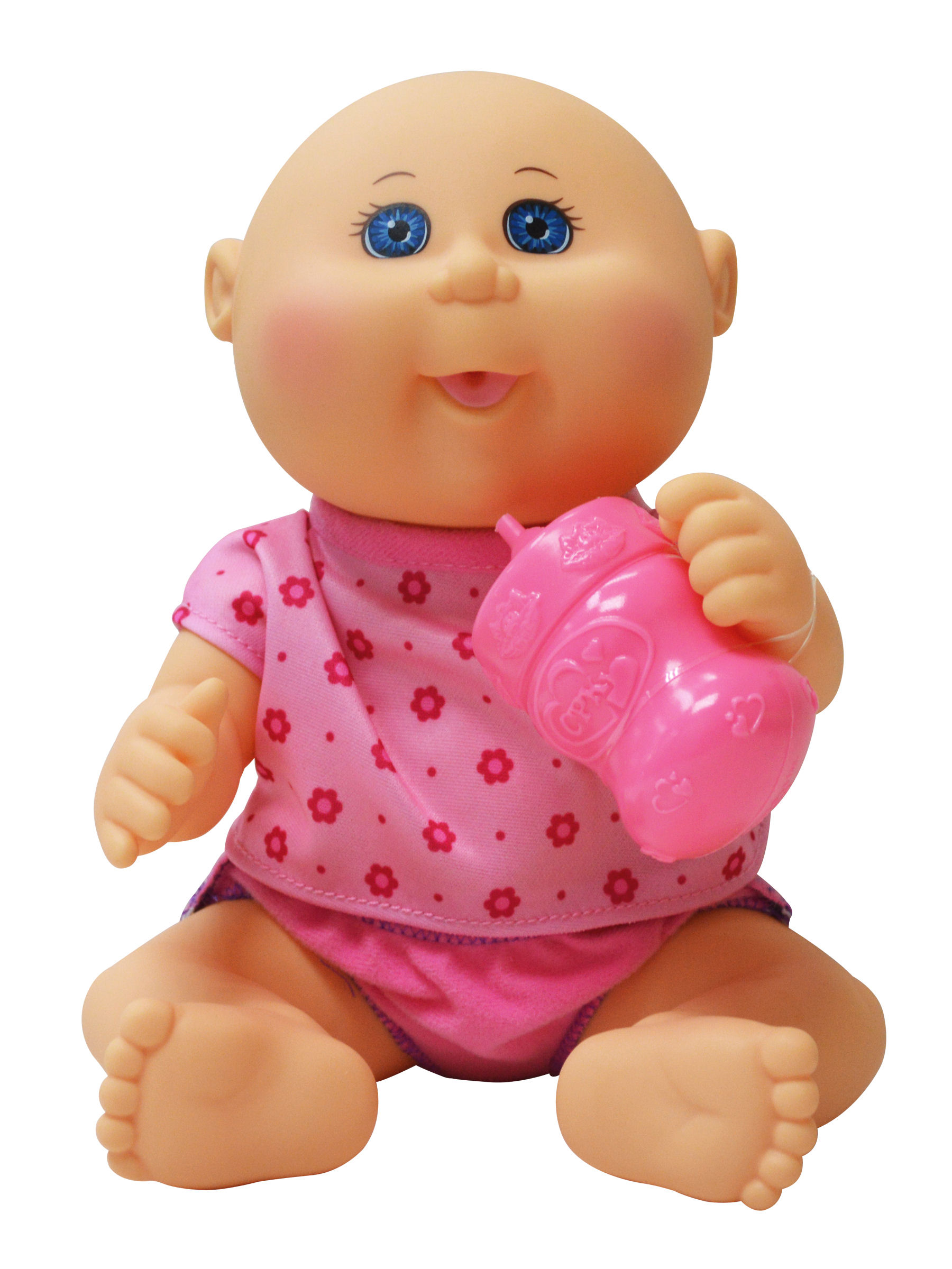 "Cabbage Patch Kids 11"" Drink N' Wet Newborn"