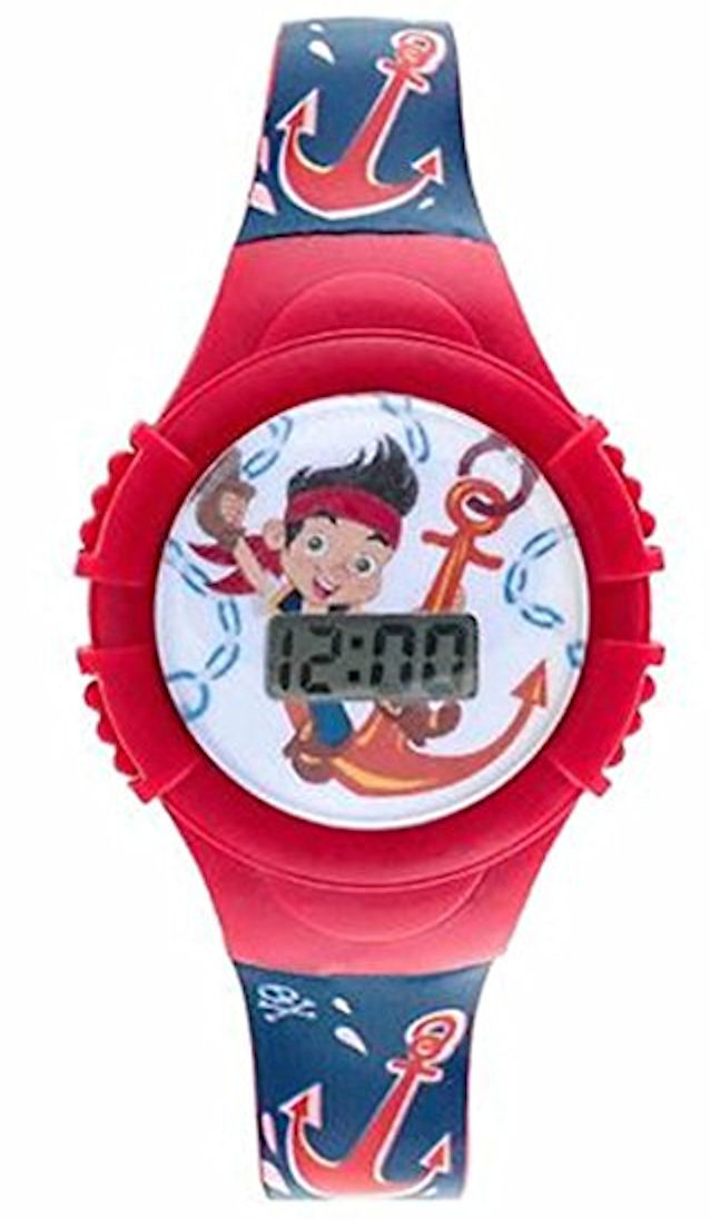 Jake and the Neverland Pirates Kids LCD Watch
