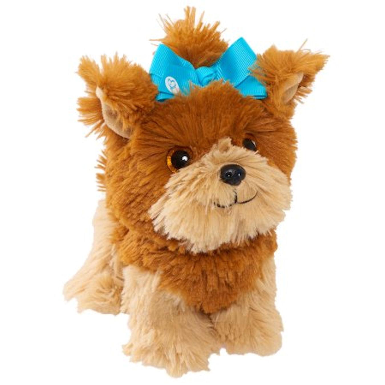 JoJo Siwa Bow Bow Plush Dog with Blue Bow