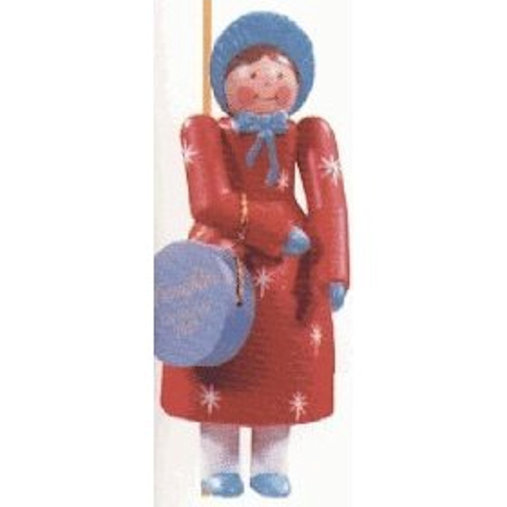 Hallmark Ornament 1989 Wooden Daughter