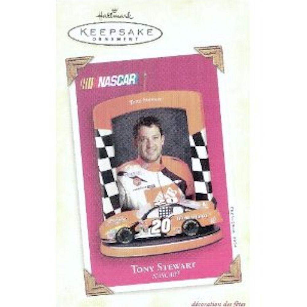Hallmark Ornament 2004 NASCAR Tony Stewart #20