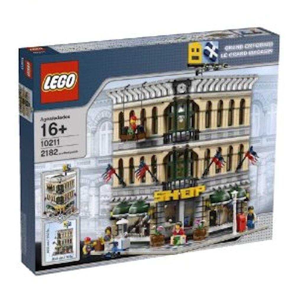 LEGO Creator 10211 Grand Emporium