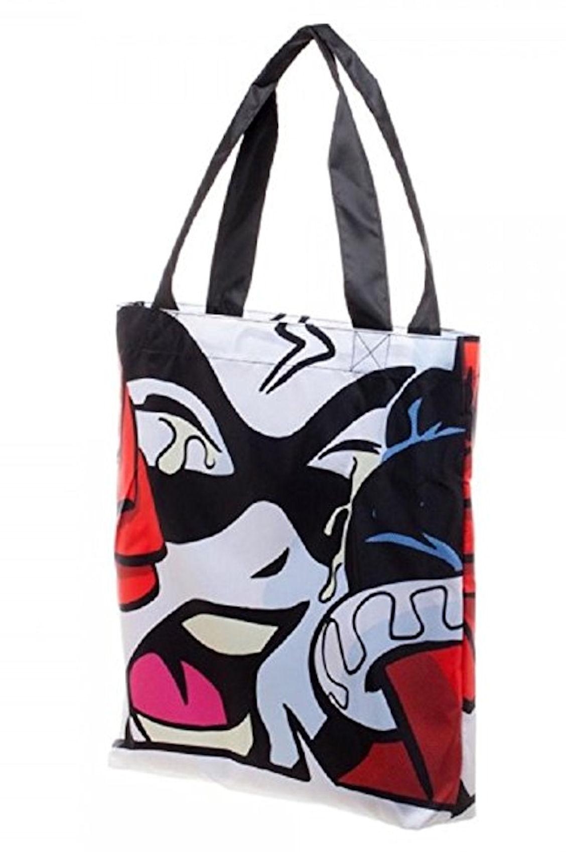 DC Comics Harley Quinn Packable Tote