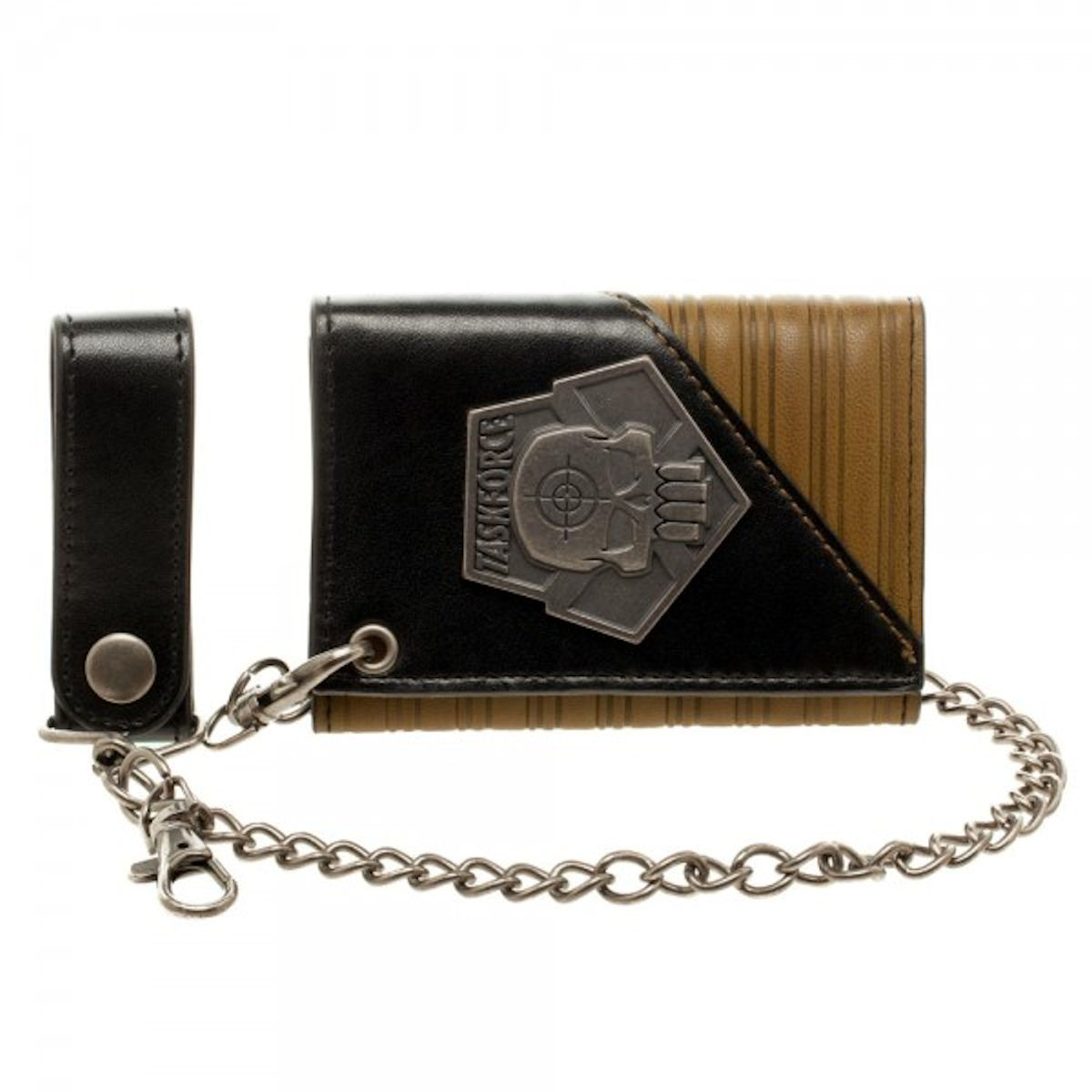Suicide Squad Taskforce X Chain Wallet By Suicide Squad